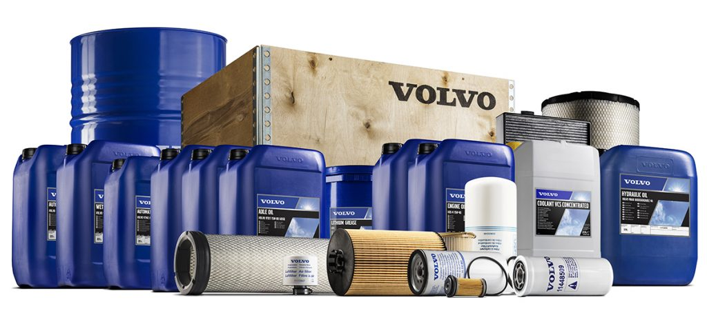 Volvo-Parts&Support