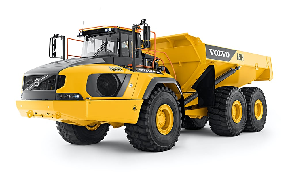 Volvo A60H 6