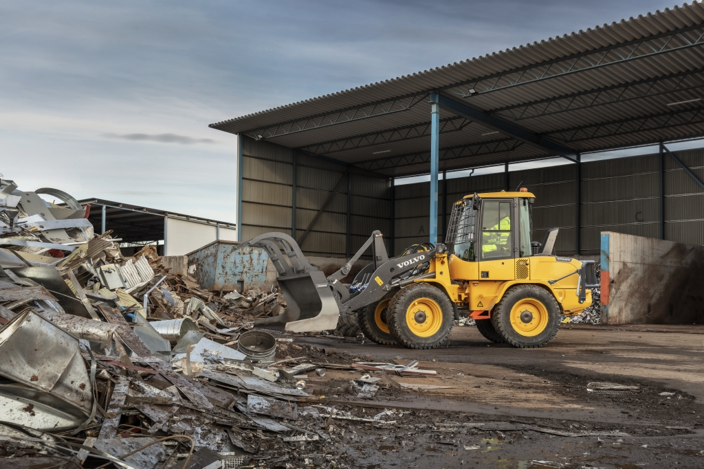 Volvo L35G Compact Loader