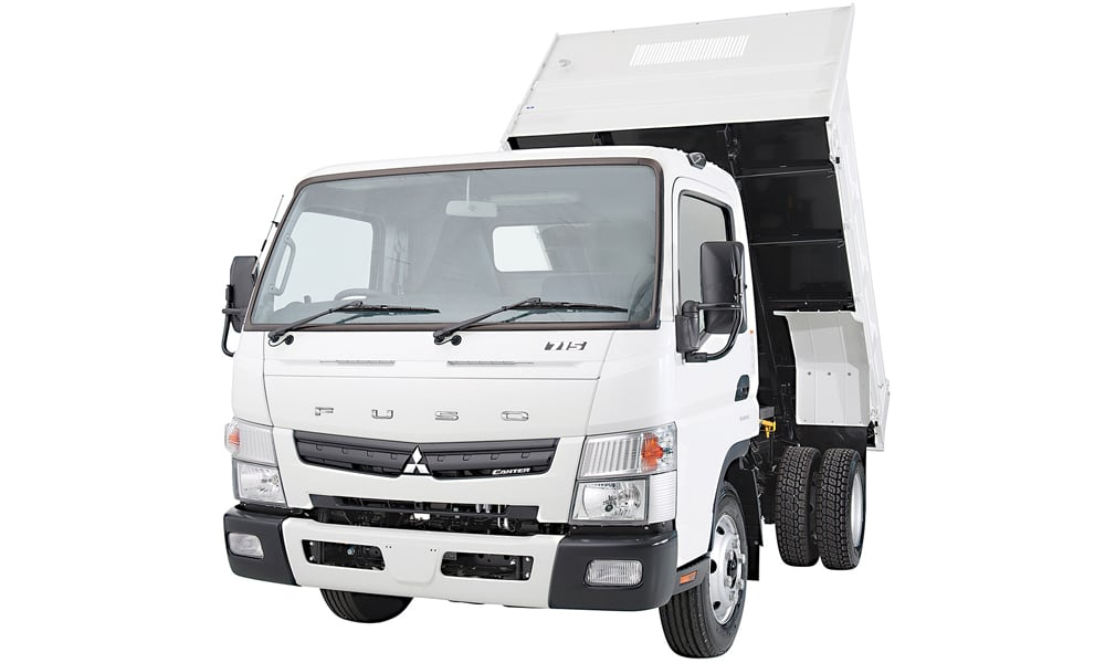Canter Tipper 2