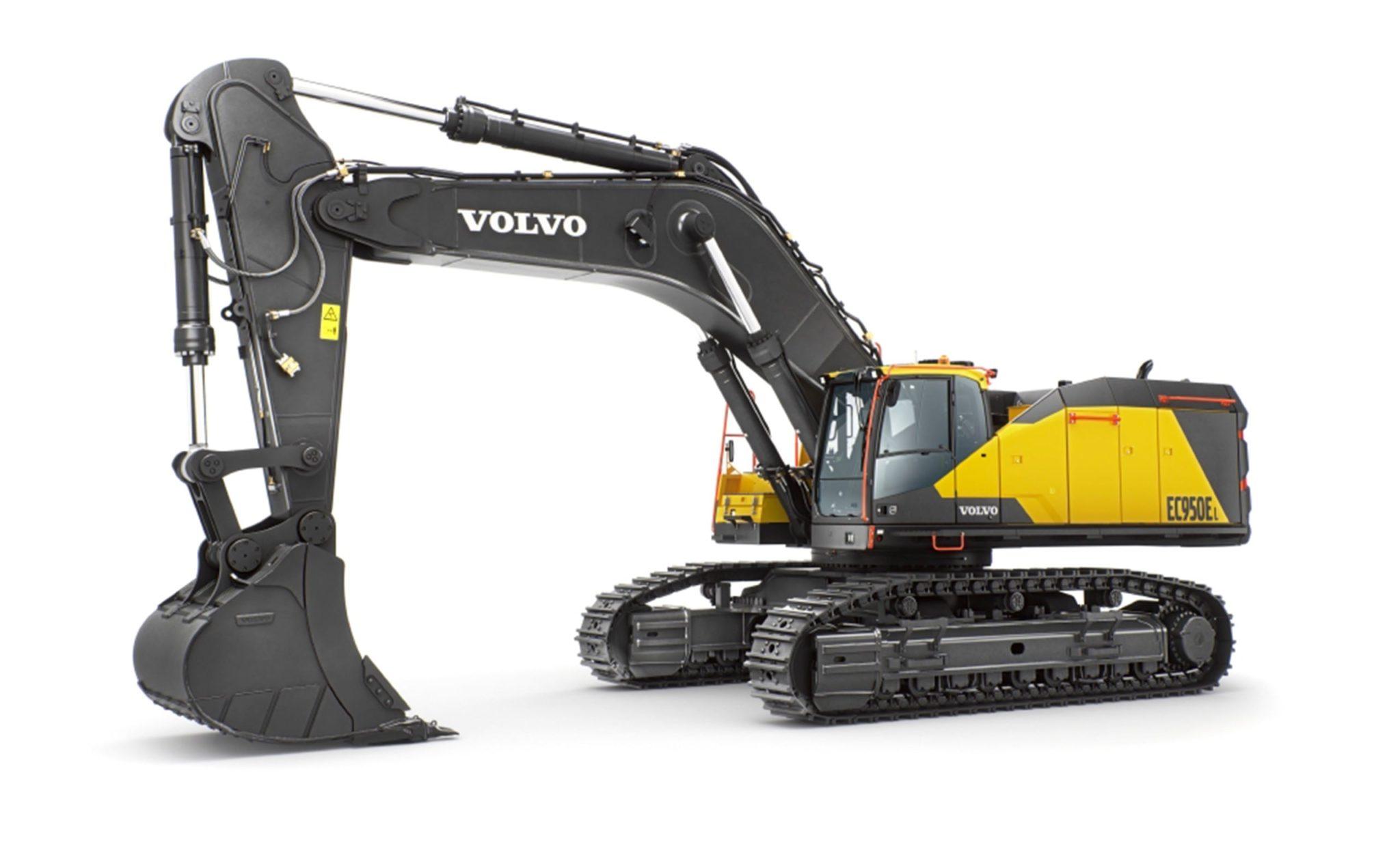 Volvo EC950E 73