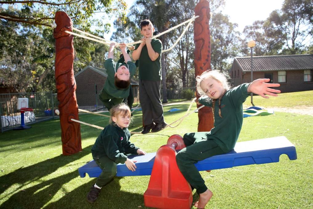 Aspect Macarthur School Enjoy Their Trip to CJD Equipment 1