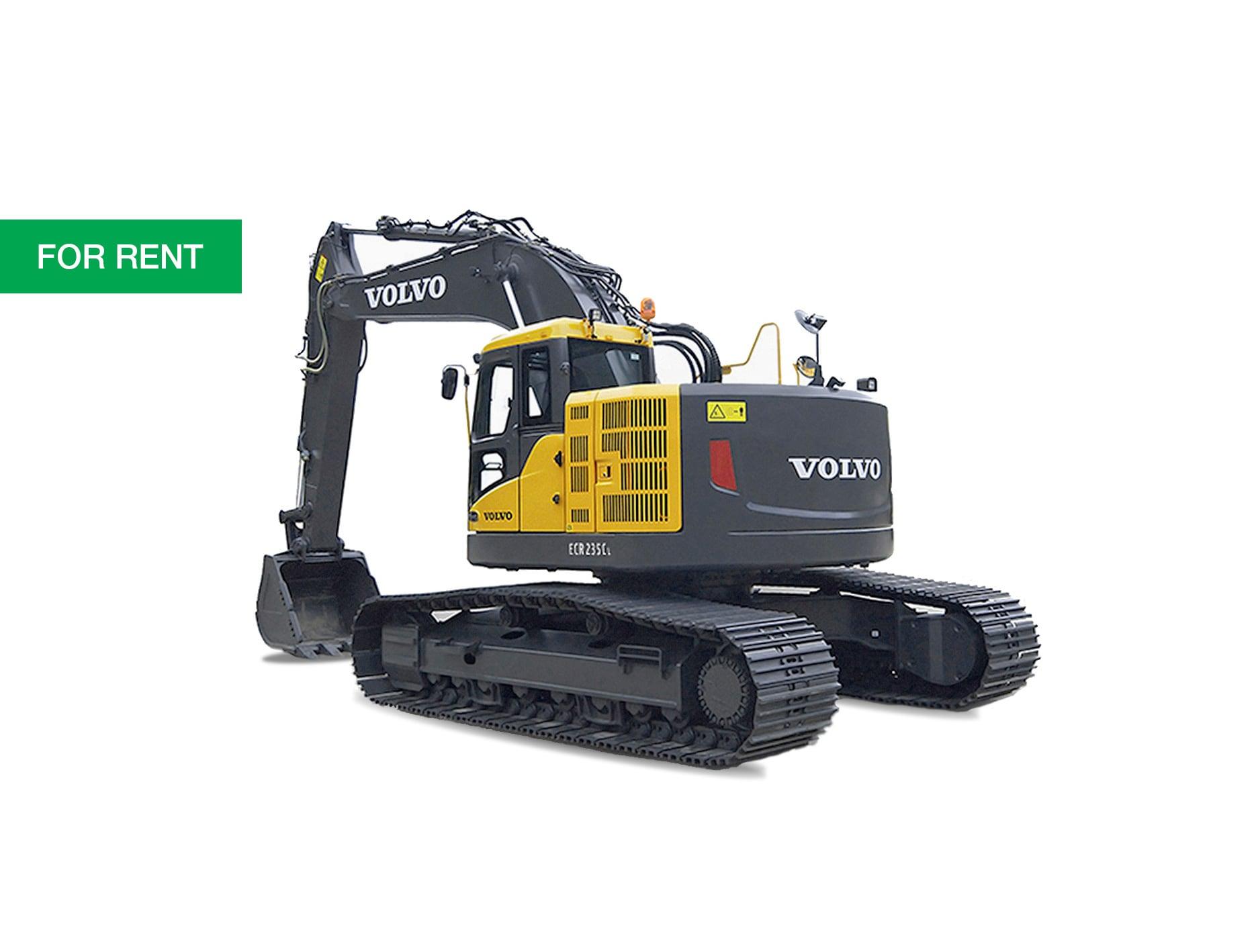 ECR235C-For-Rent