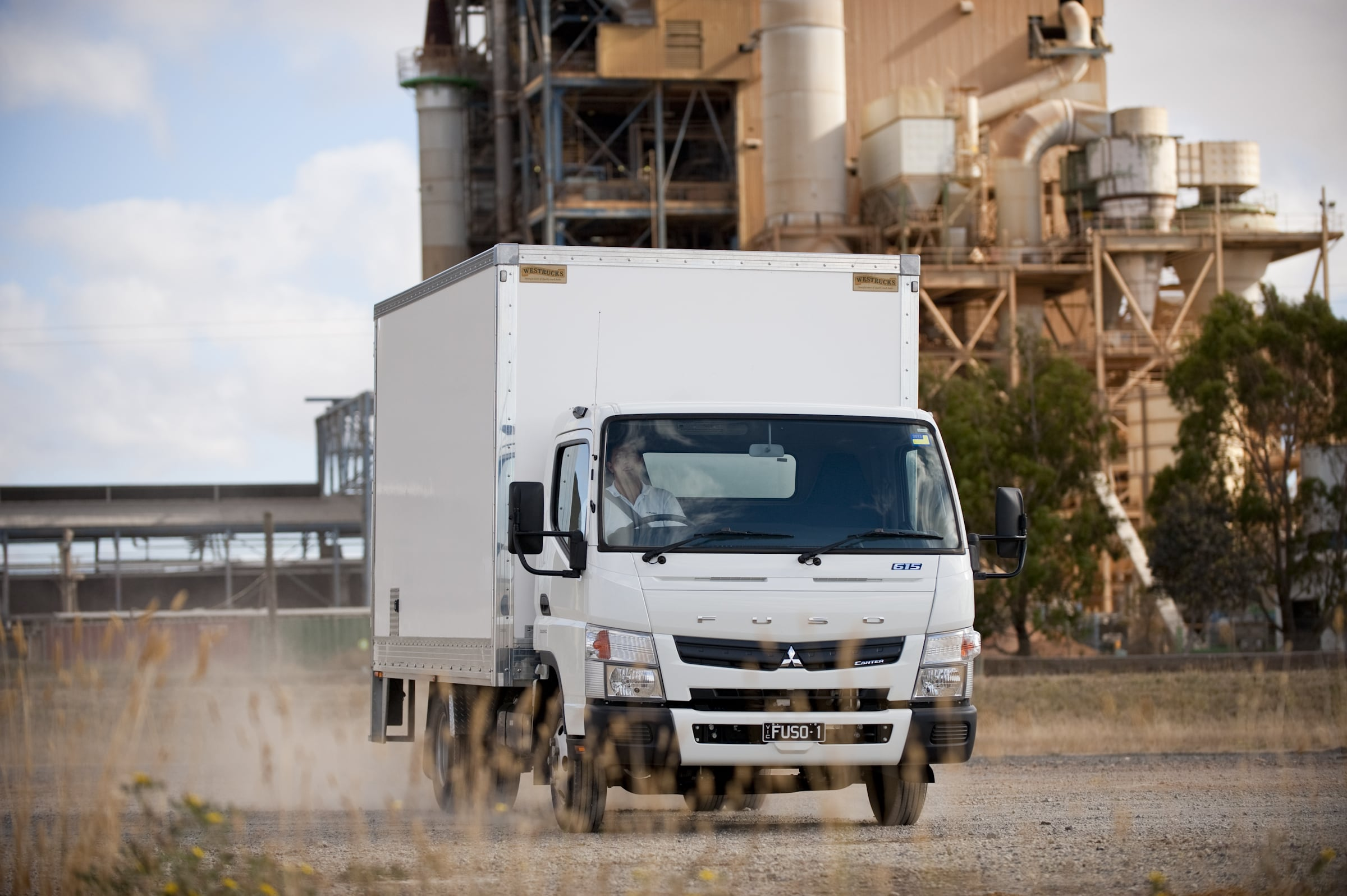 Celebrating 50 Years of the Fuso Canter 1