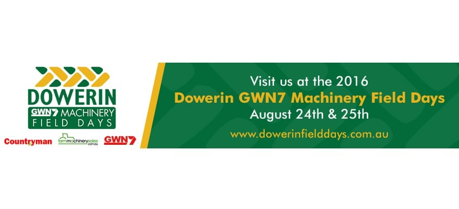 Dowerin Machinery Field Days 1