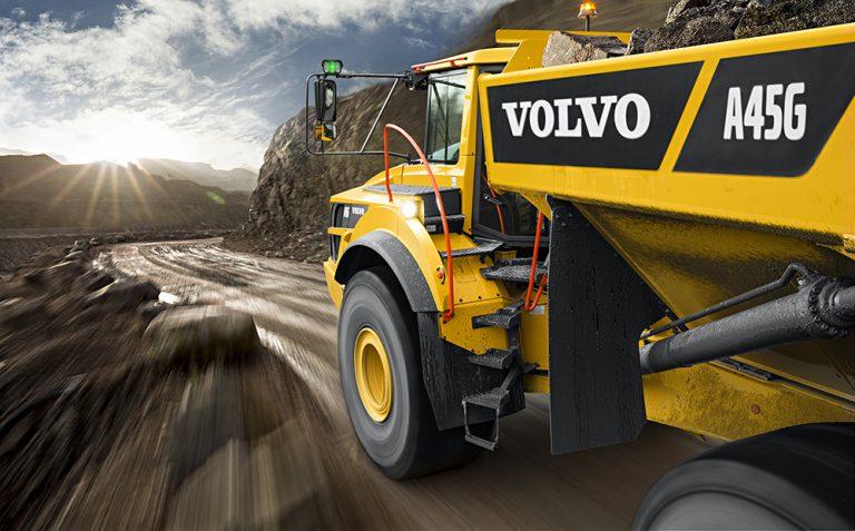 Volvo Dump Trucks