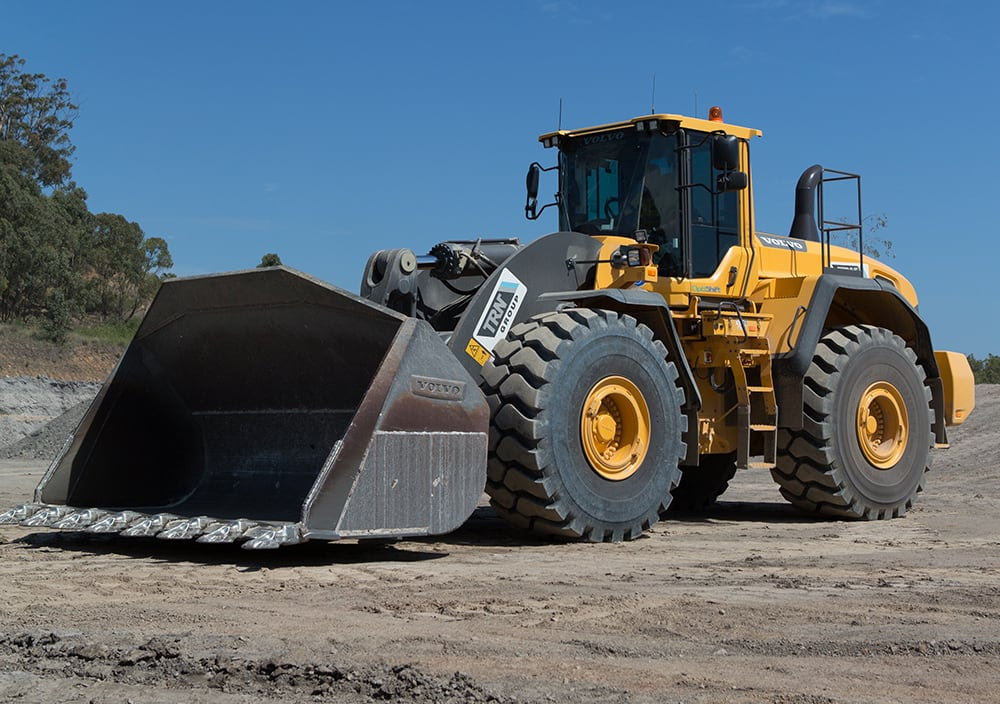 Volvo GPPE Wheel Loader Civil Construction