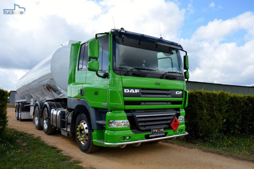 DAF CF85 510 Operator Review 9