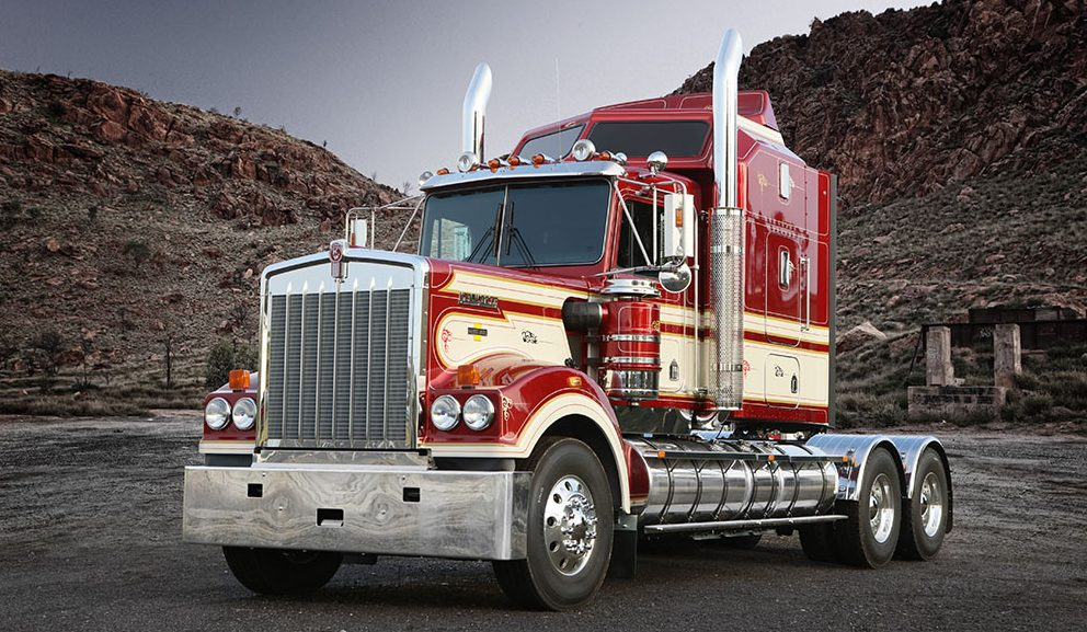 Kenworth reveals the Legend 900 truck at Brisbane Truck Show 1