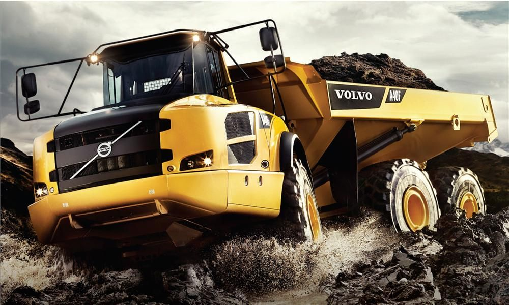 Volvo A40F
