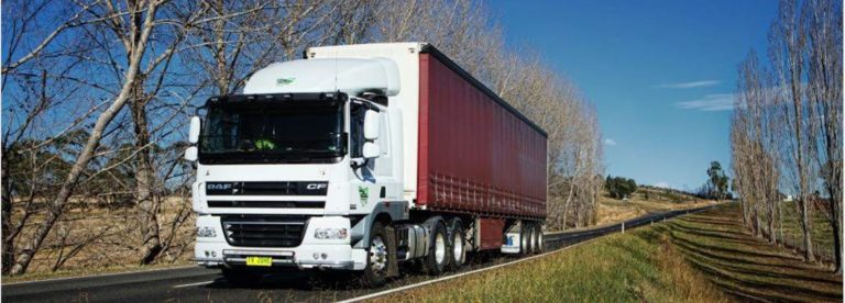 CJD Delivers First DAF CF85 510HP in Australia 66