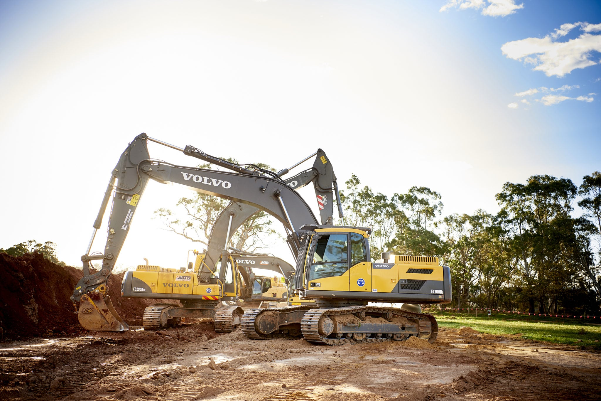 Family Values Key To Success At Maffra Trenching & Boring 1