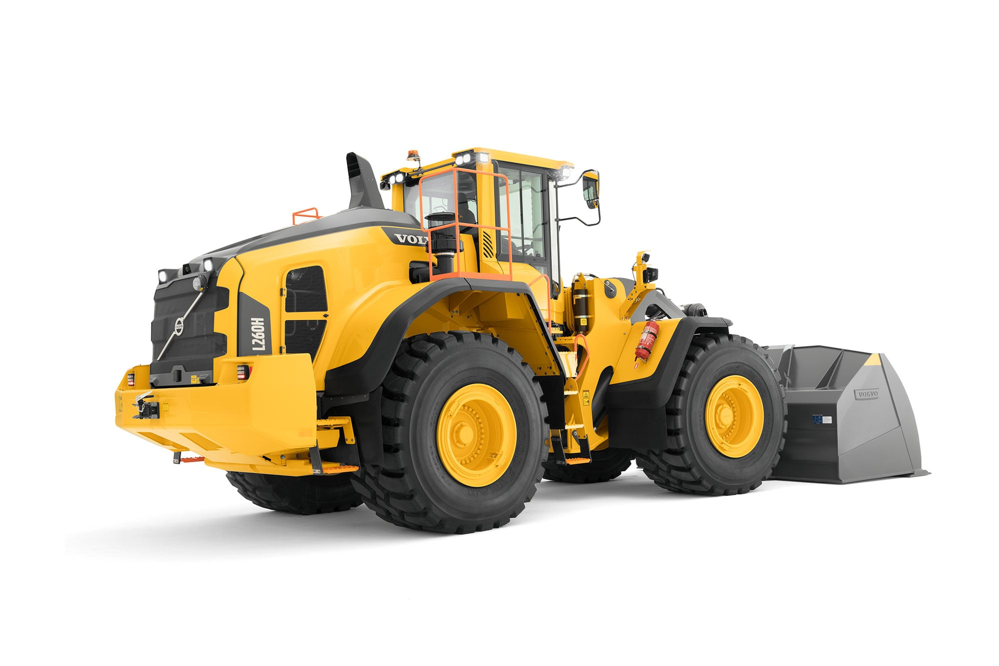 Volvo Dealer Locator >> New Volvo L260H for Sale - CJD Equipment