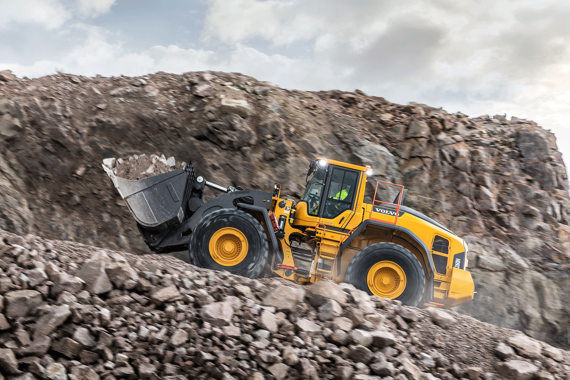 New Volvo L260H for Sale - CJD Equipment
