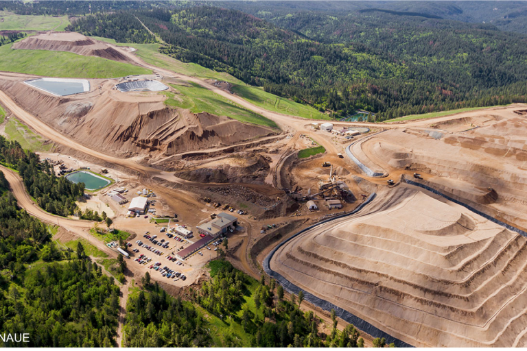 Geosynthetics: What Do They Mean for Mining?