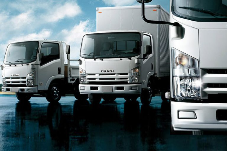 CJD Equipment to distribute Isuzu Trucks in the Northern Territory