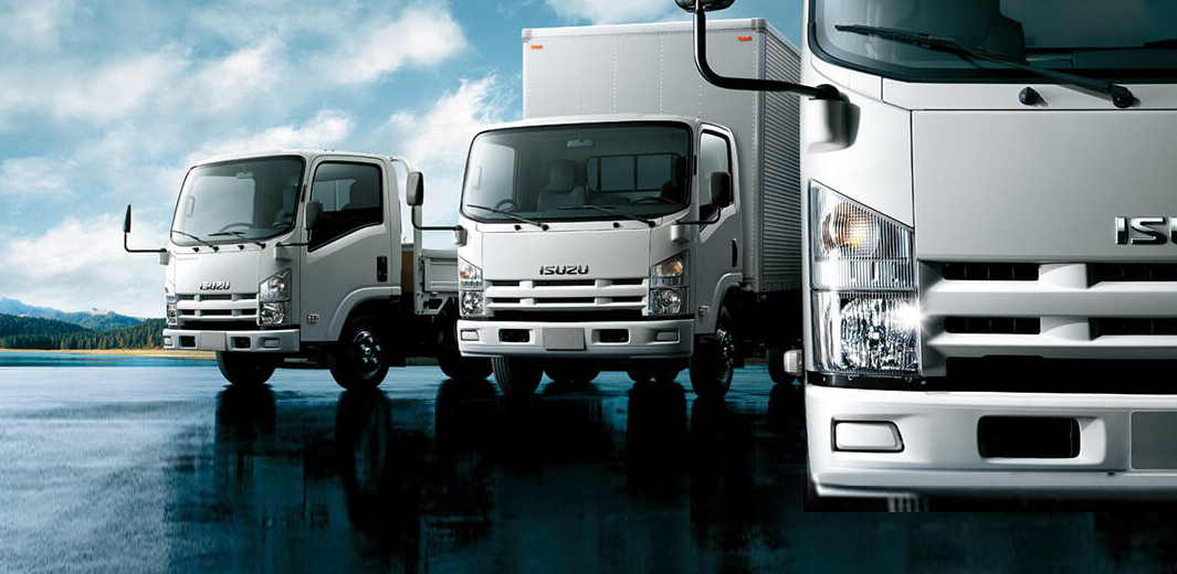 CJD Equipment to distribute Isuzu Trucks in the Northern Territory 1