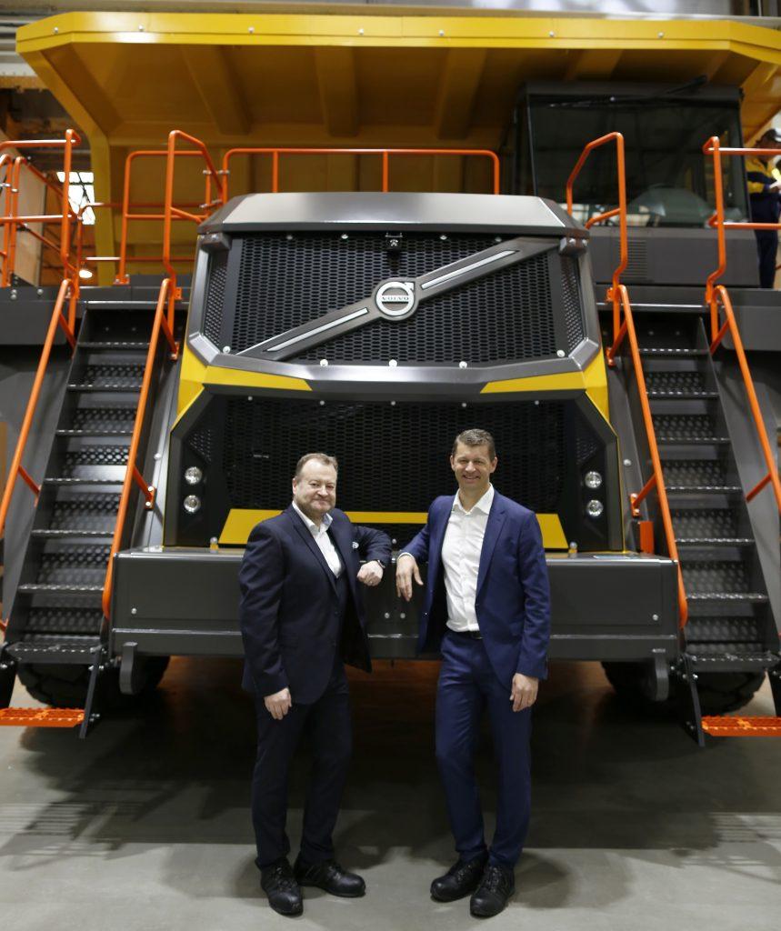 International Launch of Volvo Rigid Hauler Range 6
