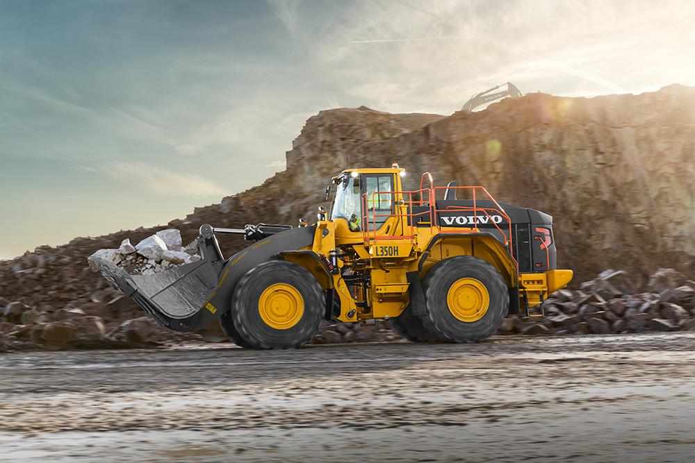 Volvo H-Series Wheel Loaders Receive New Update - L60H to L350H 1