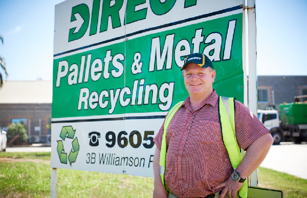 Direct Pallets & Recycling 9