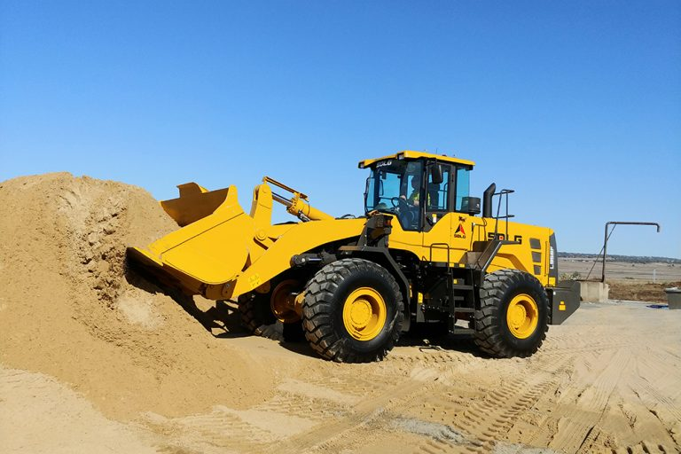 SDLG Launches L958F Wheel Loader in Australia