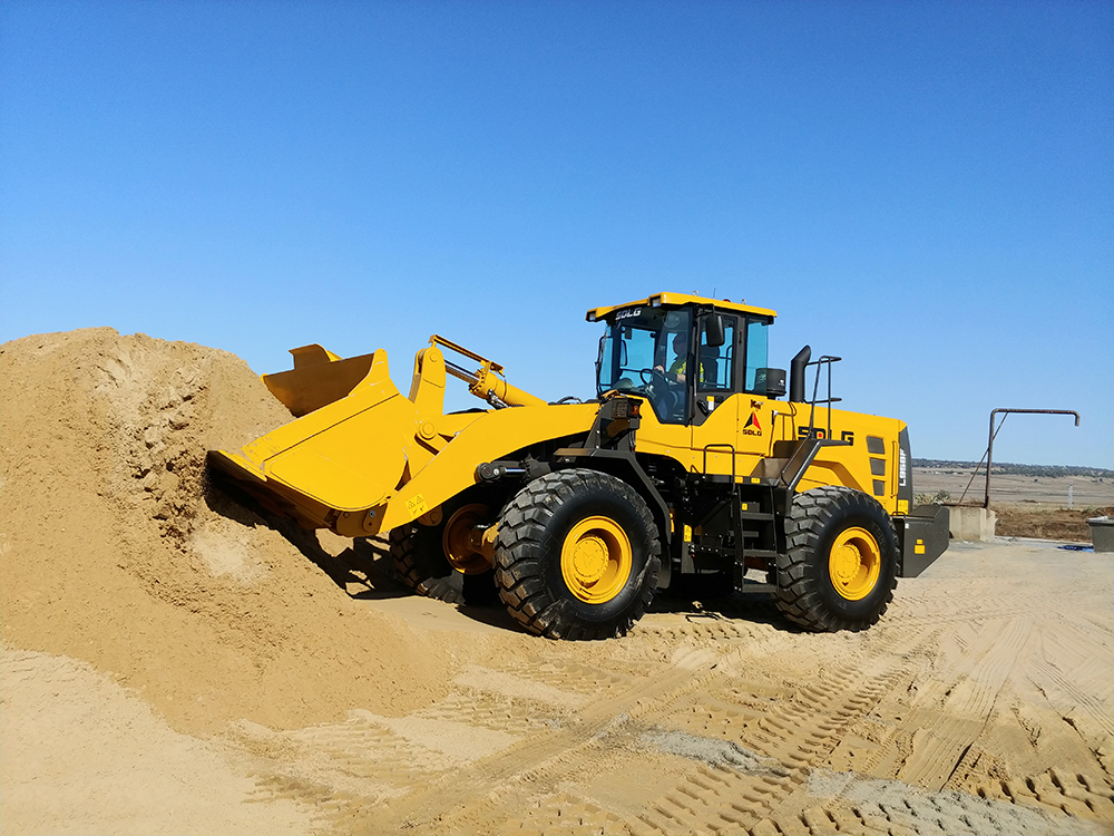 SDLG Launches L958F Wheel Loader in Australia 1