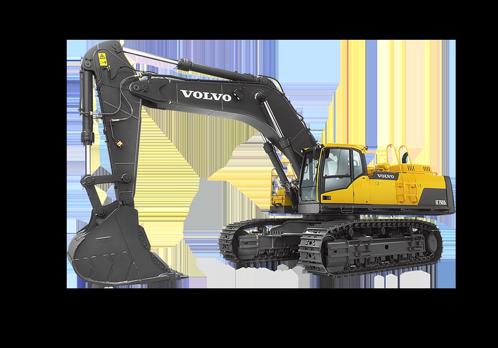 EC750D-Excavator