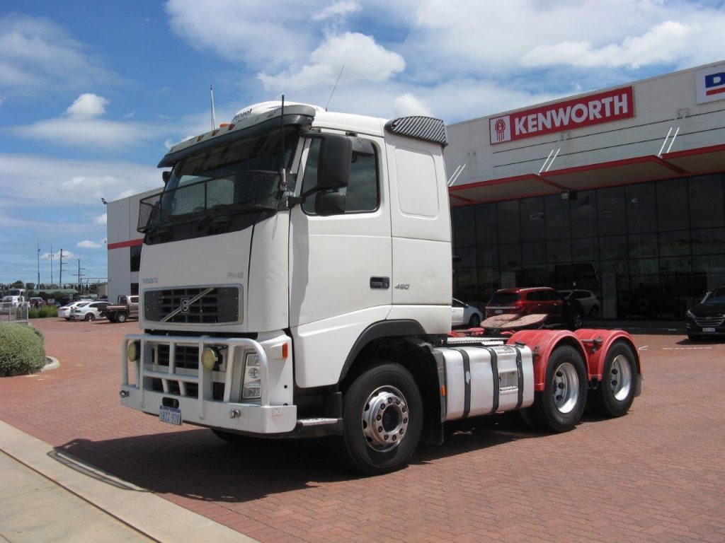 2005 Volvo FH12
