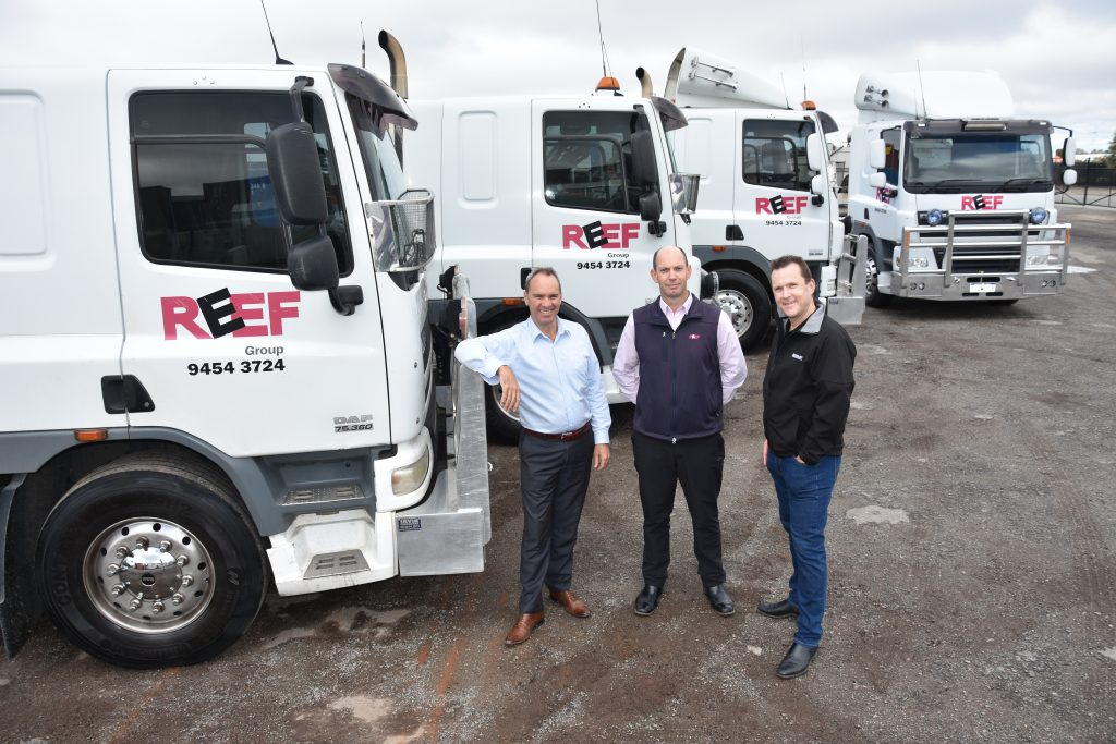 REEF Group on the move with CJD Trucks 7