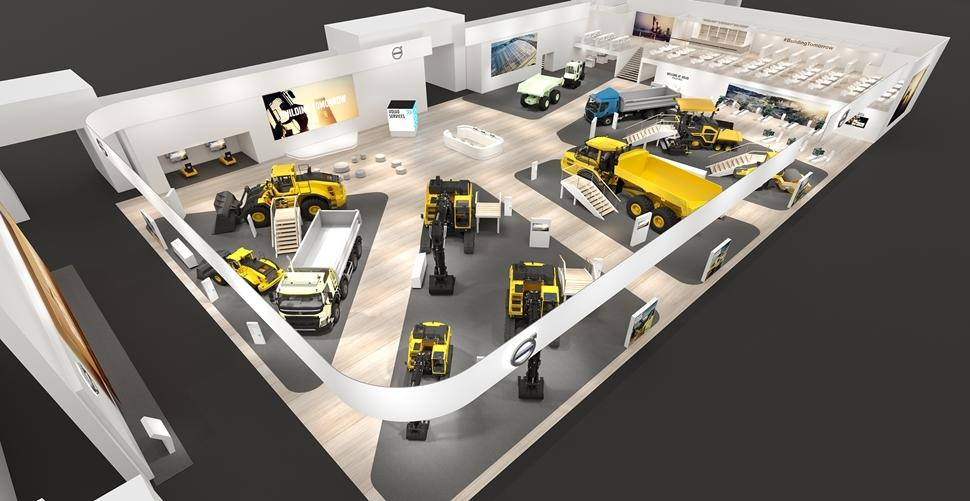 Volvo Looks to the Future at Bauma 2019 2