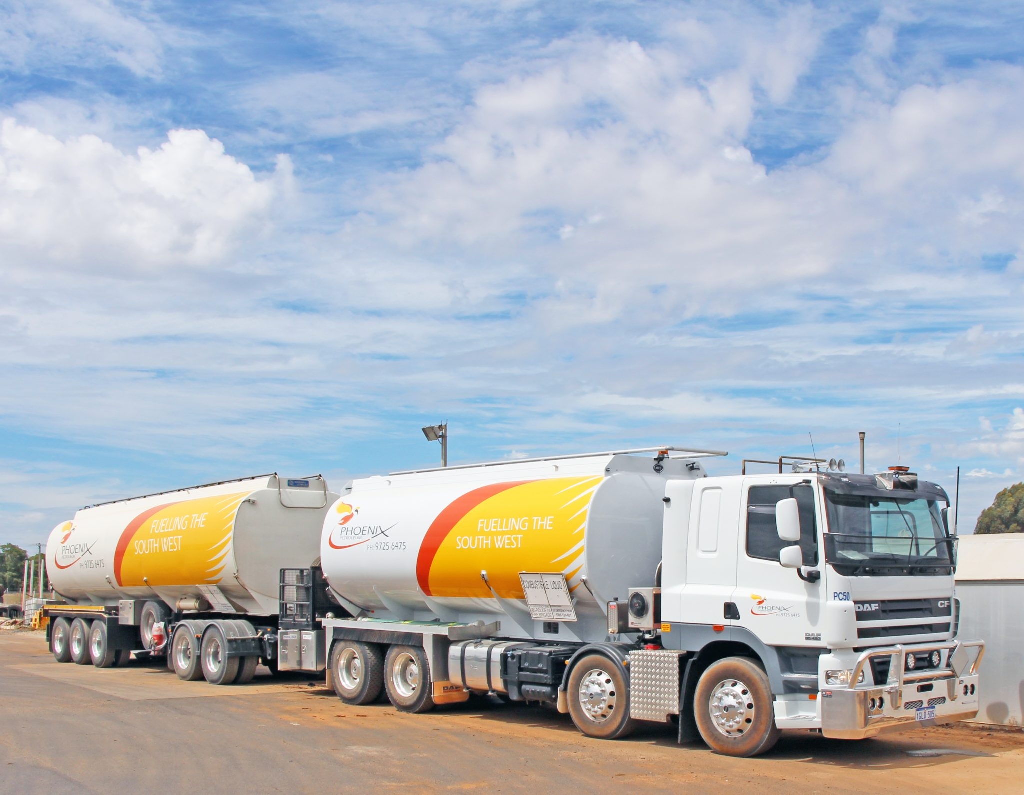 Fuel Distributors of WA Partners with CJD Trucks and DAF 12