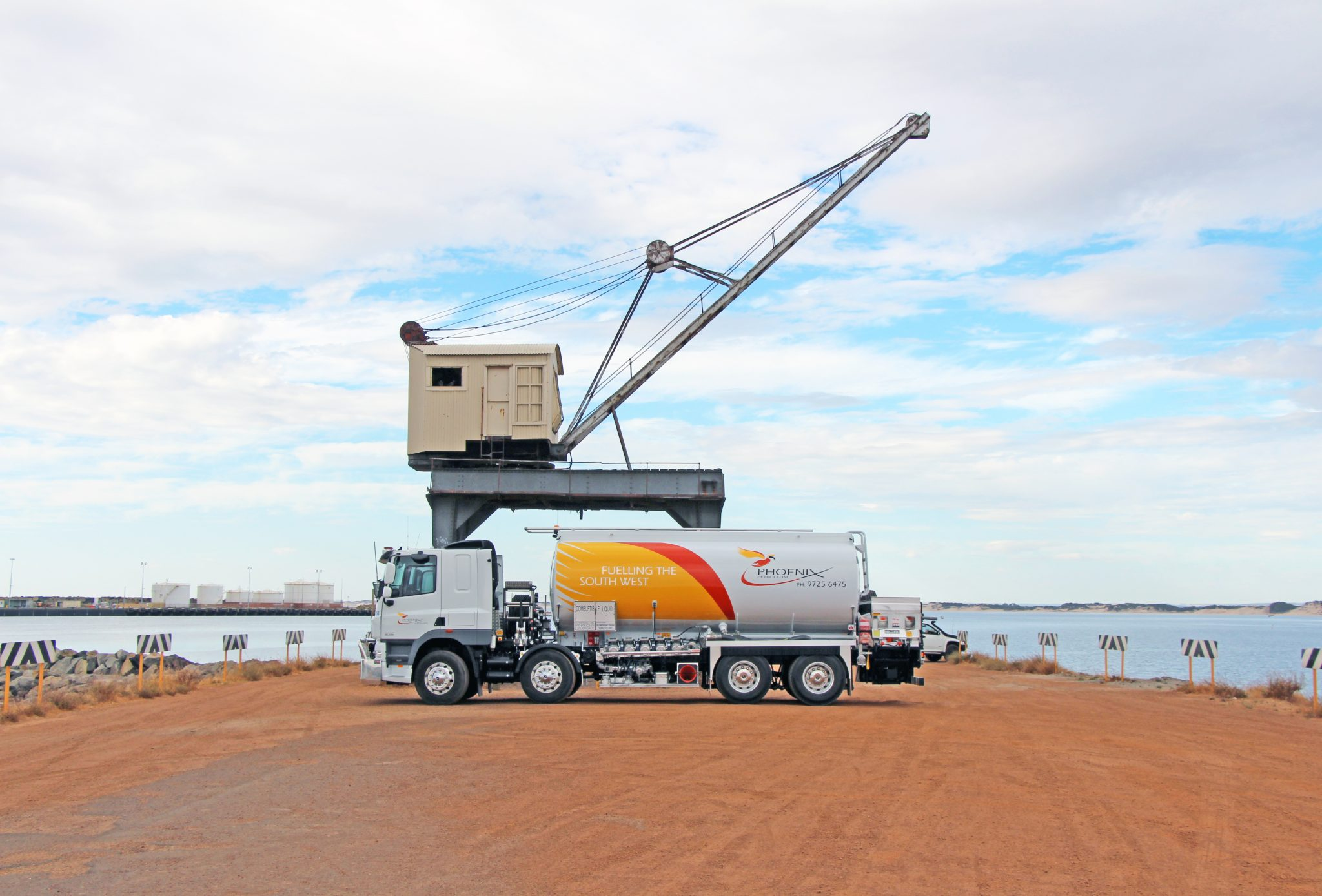 Fuel Distributors of WA Partners with CJD Trucks and DAF 11
