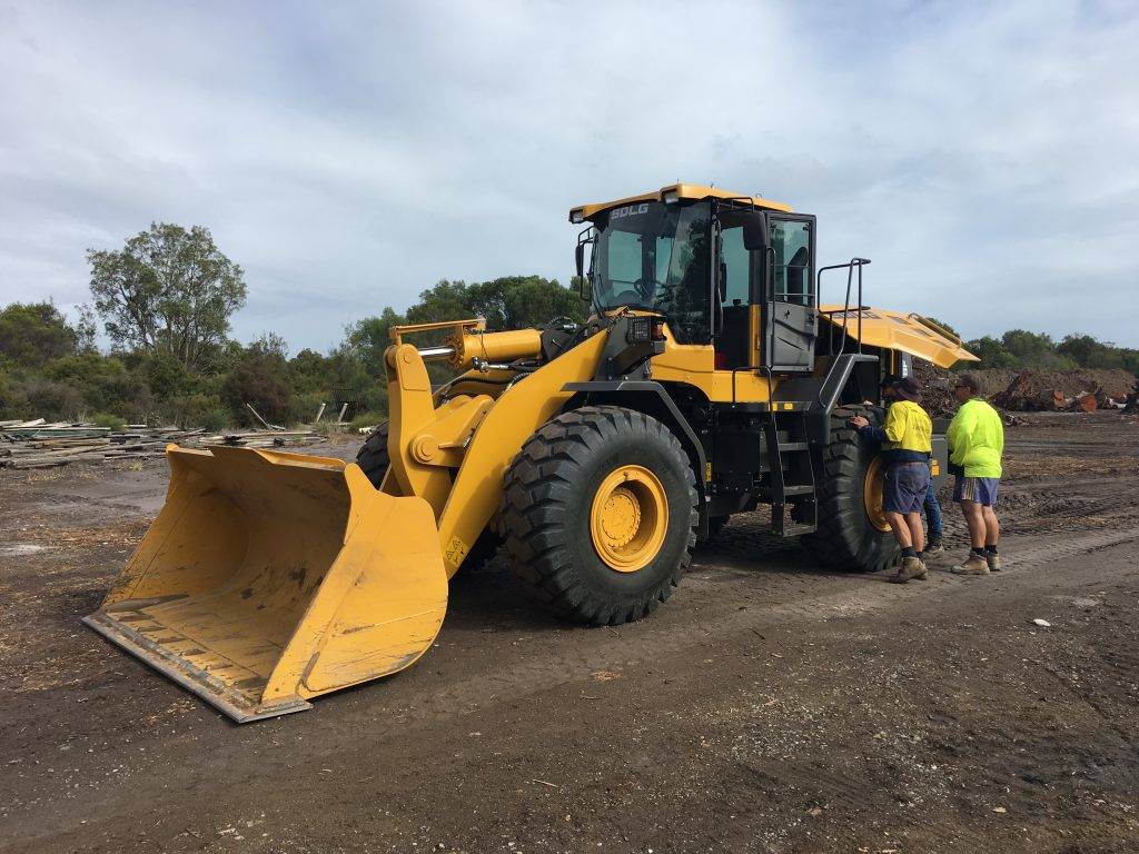 The SDLG L958F Tours Queensland 24