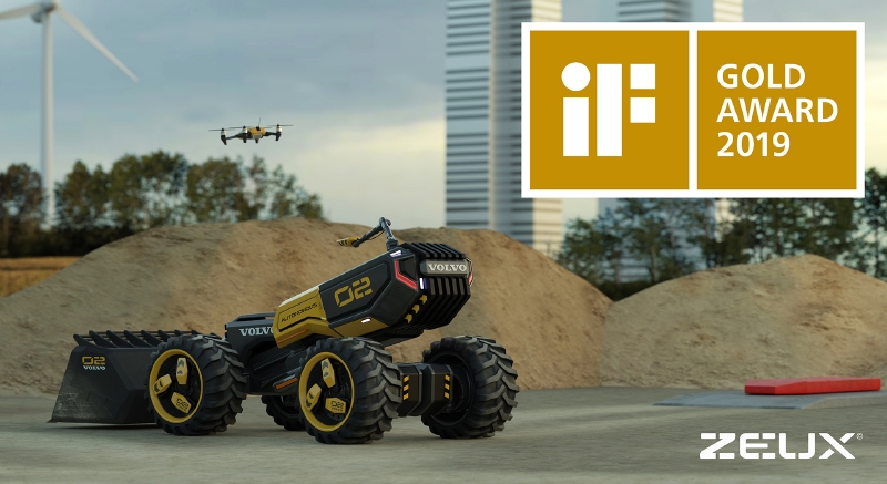 Remote-Controlled Wheel Loaders to be Tested by Volvo CE 3