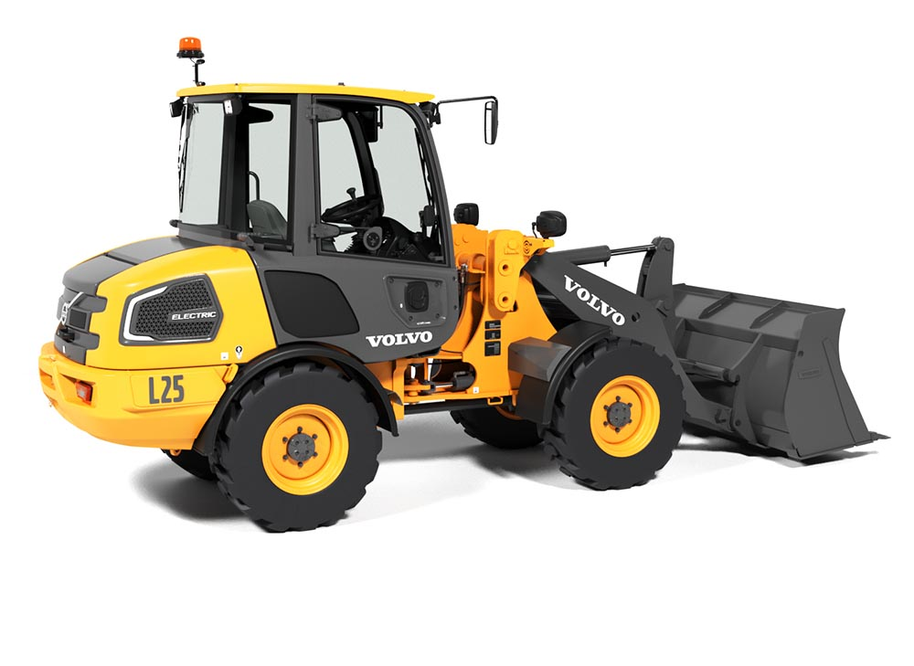 Volvo CE Unveils Electric Compact Excavator and Wheel Loader at Bauma 3