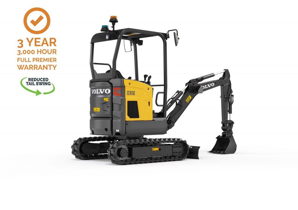 Volvo_ECR18E_Compact_Excavator