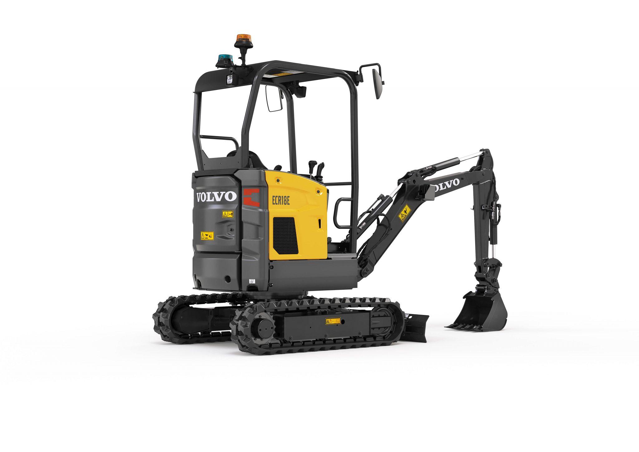 Volvo_Compact_Excavator_ECR18E