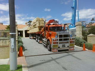 CJD Equipment_Colli Timber_Truck Revamp