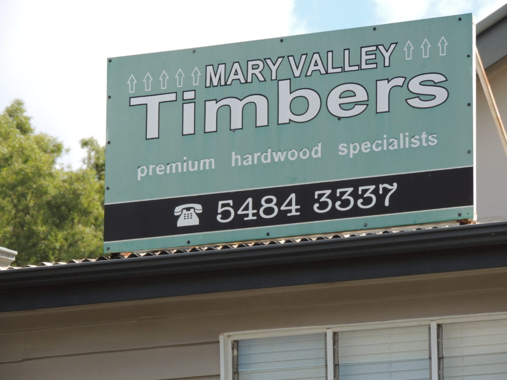 Mary Valley Timbers 1