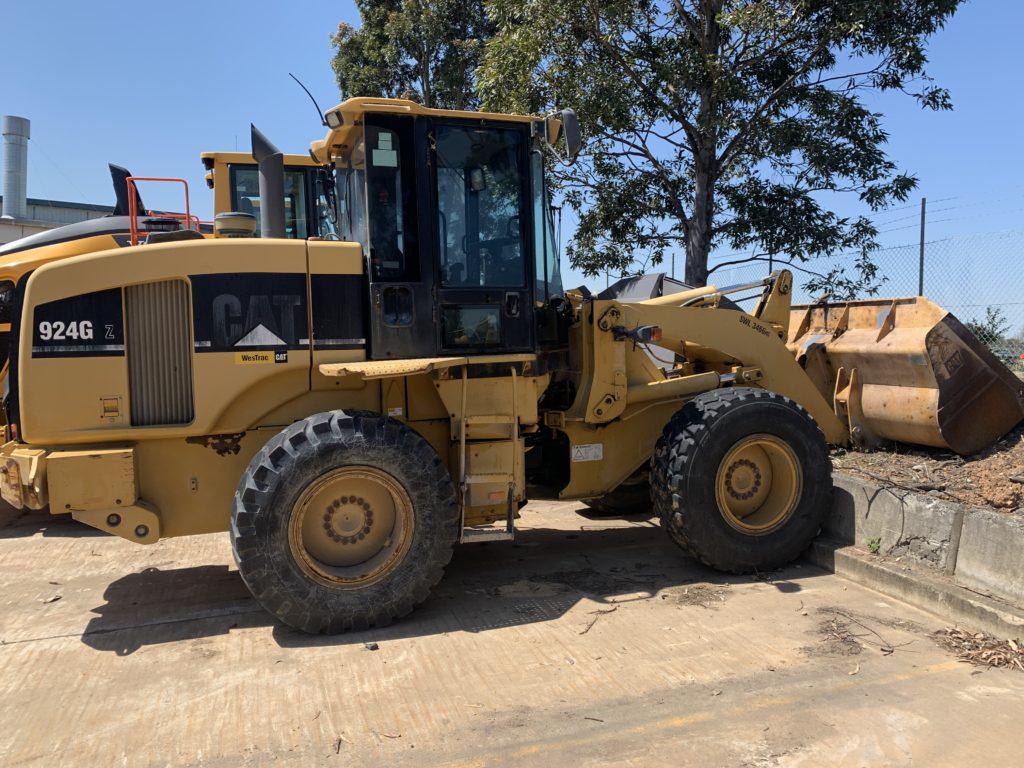 2004 Caterpillar 924G 1
