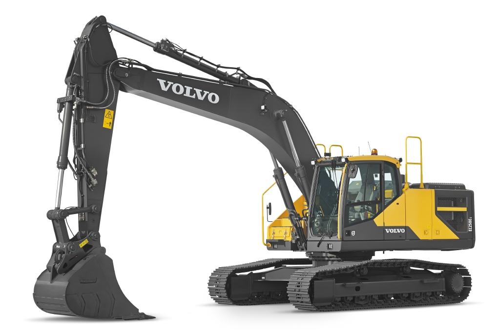 Volvo Excavator EC250E
