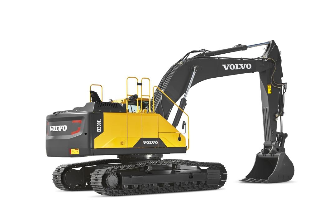 Volvo Excavator EC300E