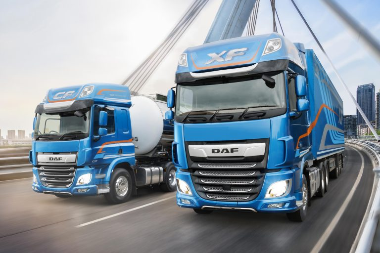 DAF Trucks Australia Reveals Pure Excellence in 2020