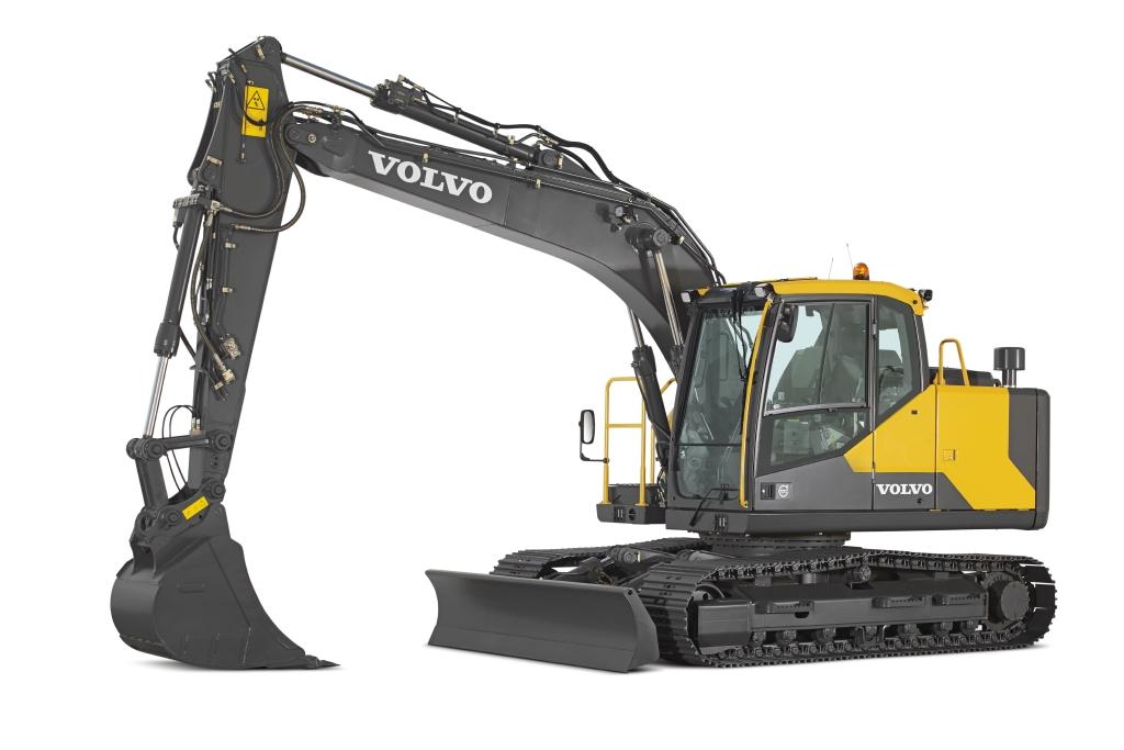 Volvo EC140E