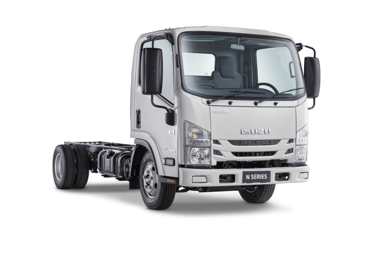 Demand Answered With New Isuzu NMR Models 1