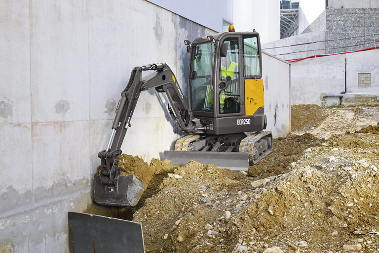 What You Need To Know About Mini Excavators.