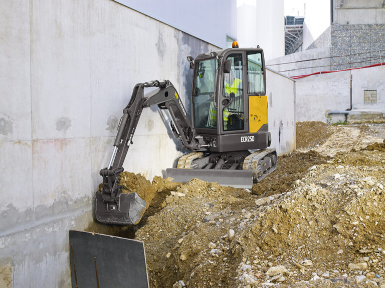 What You Need To Know About Mini Excavators. 8