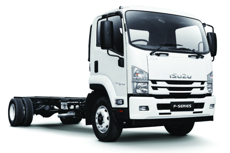 Performance and Peace of Mind in Isuzu F Series