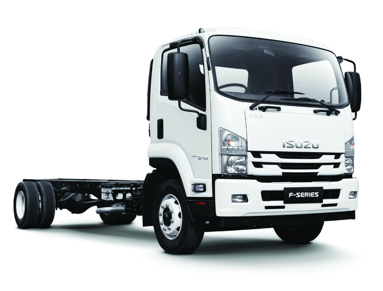 Performance and Peace of Mind in Isuzu F Series 1