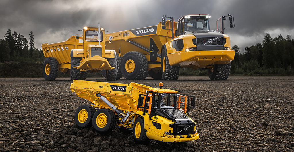 Volvo Articulated Haulers: Half a Century Strong 2